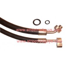 2000 - 2006 Suburban Rear A/C Rubber UPGRADE Line Replacement